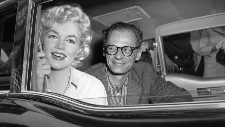 Marilyn Monroe and Arthur Miller Had an Instant Connection, But Quickly Grew Apart Once Married