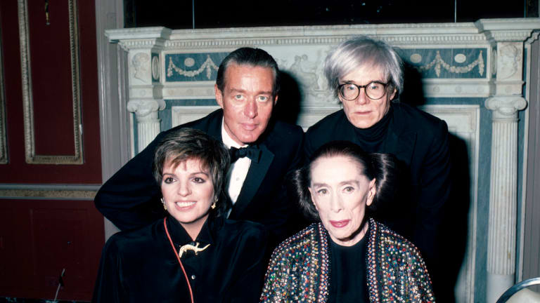 How Andy Warhol and Halston Transformed Art, Fashion and Studio 54