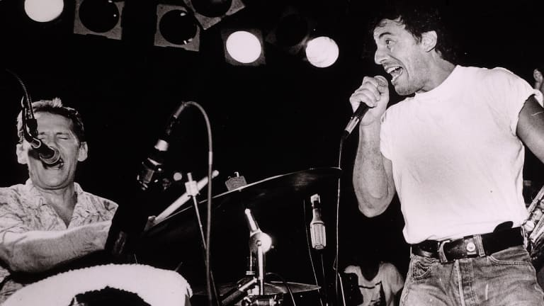 How Bruce Springsteen's Days at the Jersey Shore Inspired His Music