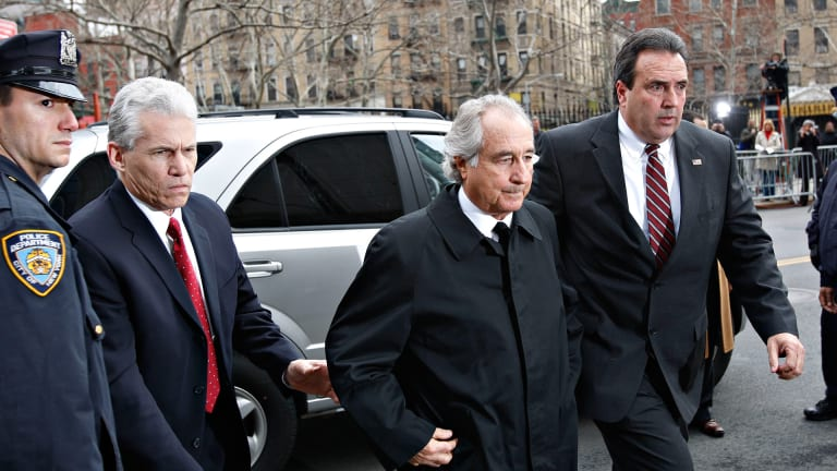 Bernie Madoff's Ponzi Scheme: 6 of His Celebrity Victims