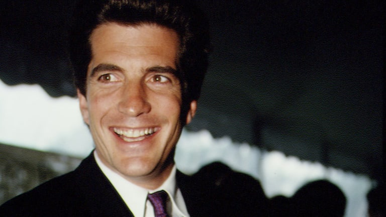 John F. Kennedy Jr.'s Remarkable Life in Photos