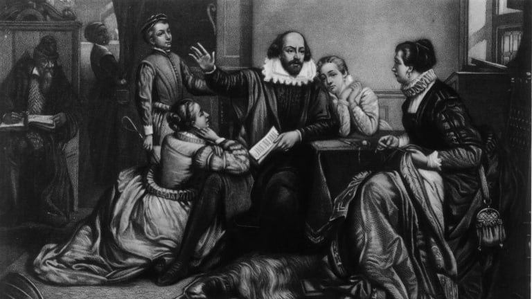 Was Shakespeare the Real Author of His Plays?