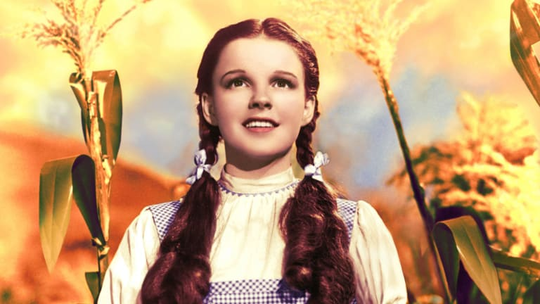 Judy's Garland's Stiff Competition for the Role of Dorothy in 'The Wizard of Oz'