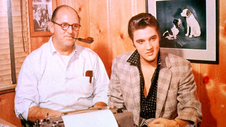 Colonel Tom Parker: The Man Who Made Elvis Presley a Star