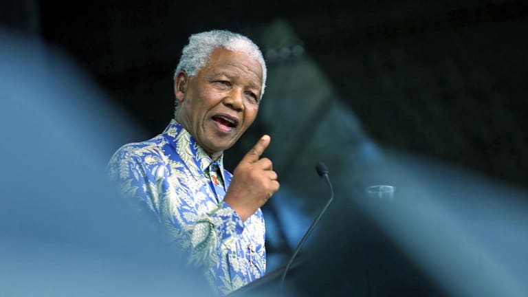 Nelson Mandela: 14 Inspiring Quotes From South Africa's First Black President