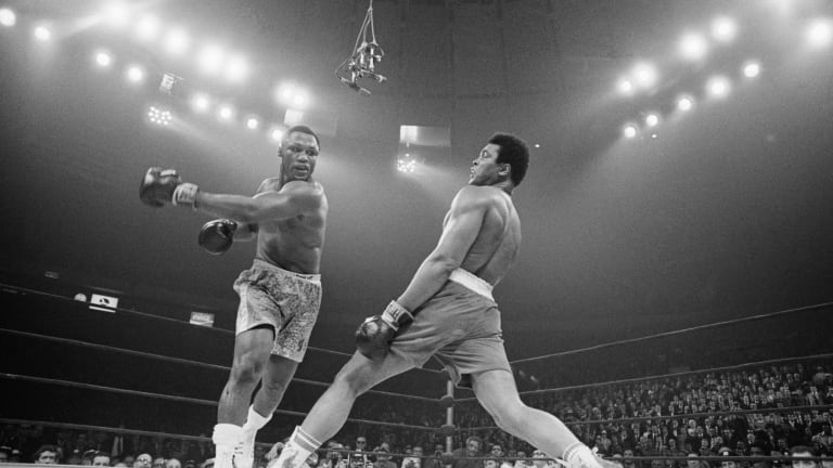 Muhammad Ali and Joe Frazier's 'Fight of the Century' Was a Symbol of the Cultural Battle in America