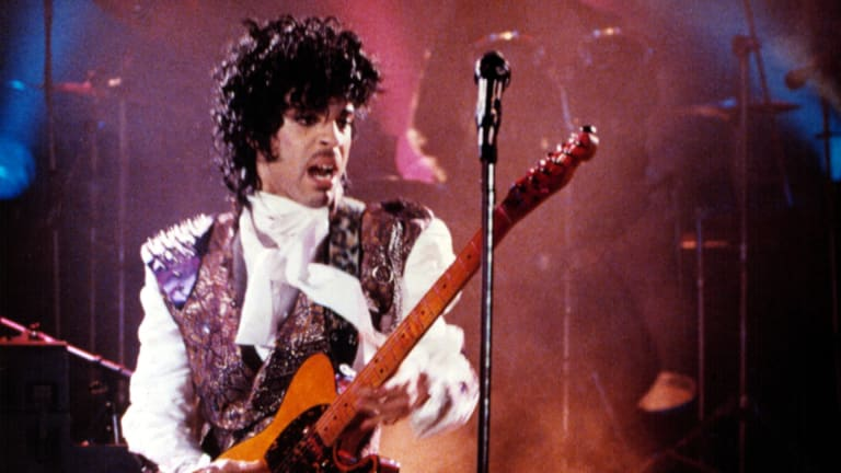 Prince Never Acted Before 'Purple Rain.' Then He Became a Household Name