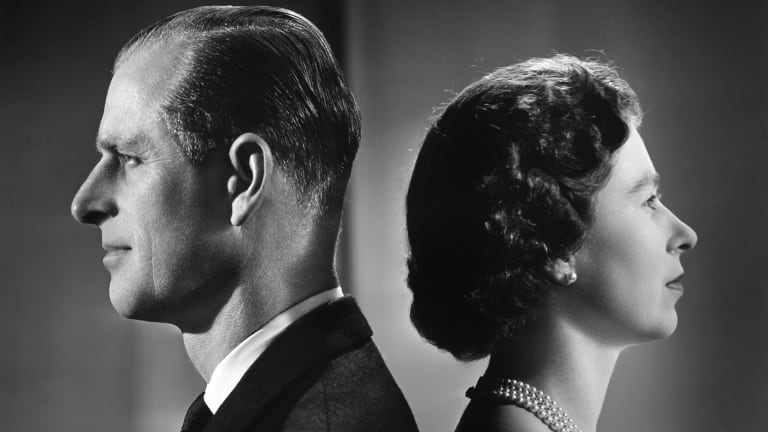 How Prince Phillip's Life Was Upended When Elizabeth Became Queen