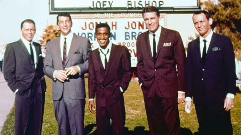 How the Rat Pack Transformed Las Vegas into an Entertainment Destination
