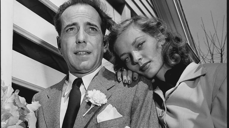 Why Lauren Bacall Considered Herself 'Lucky' to Have Married Humphrey Bogart