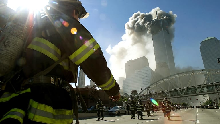 Real-Life Heroes of September 11, 2001