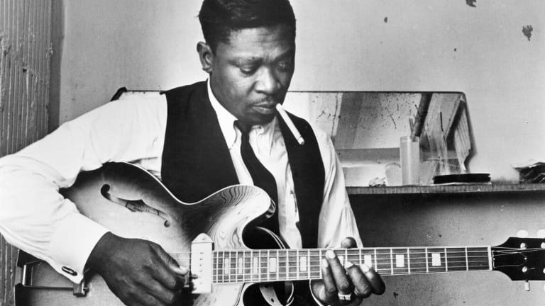 B.B. King Named His Beloved Guitar 'Lucille' After a Near-Death Experience