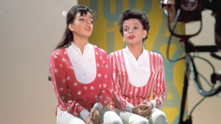 Judy Garland & Liza Minnelli: The Striking Similarities Between the Famous Mother and Daughter