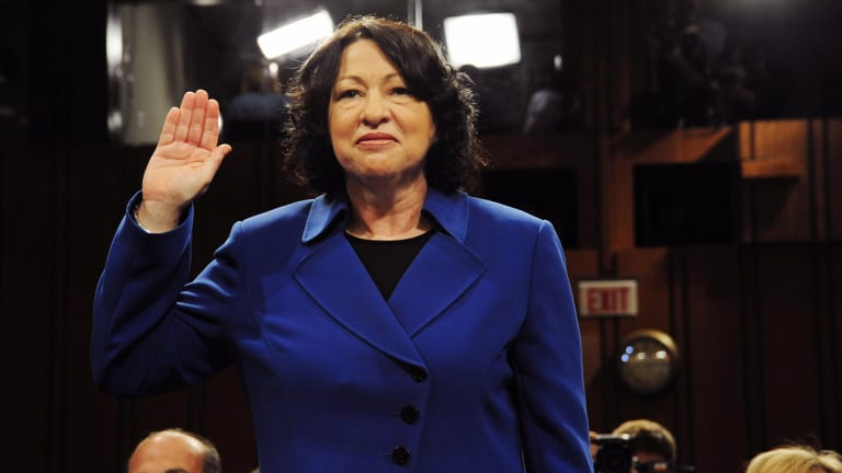 How Sonia Sotomayor Overcame Adversity to Become the United States' First Hispanic and Latina Justice