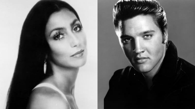 Why Cher Was 'Too Nervous' to Date Elvis Presley