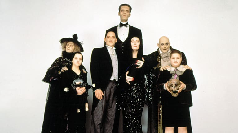 'The Addams Family' & 'Addams Family Values' Cast: Where Are They Now?