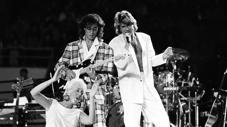 How Wham!'s 1985 Concerts in China Broke Cultural Barriers