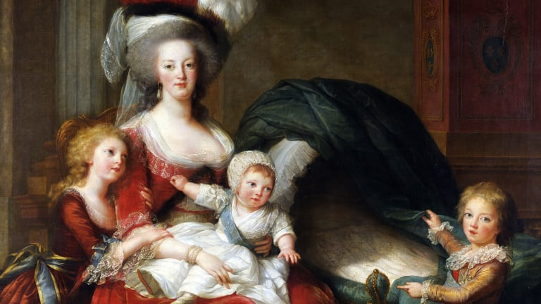 What Happened to Marie Antoinette's Children?