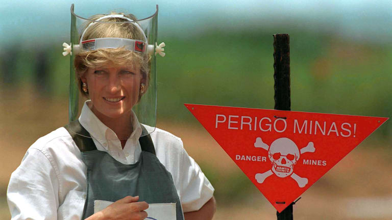 Why Princess Diana Risked Her Life for Humanitarian Causes in Africa