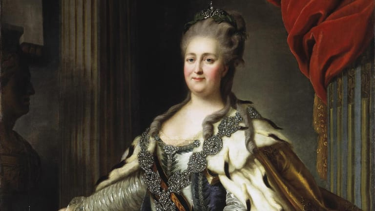 Catherine the Great: The True Story Behind Her Real and Rumored Love Affairs