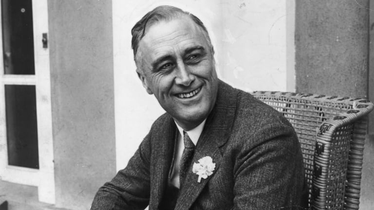 7 Facts About Franklin D. Roosevelt