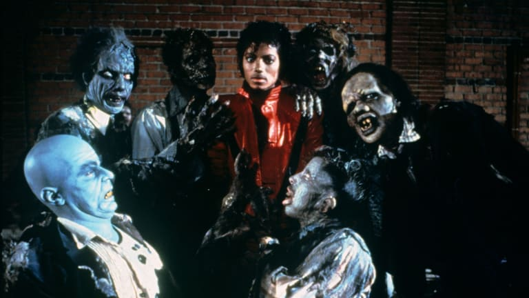 Michael Jackson: Behind the Scenes of His Iconic 'Thriller' Music Video