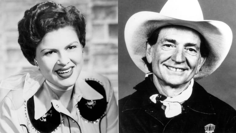 How Patsy Cline and Willie Nelson Teamed up for Her Hit Song 'Crazy'