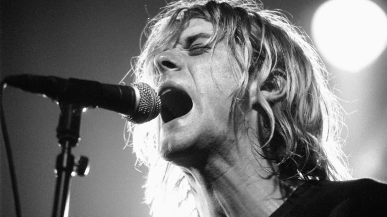 Kurt Cobain: The Inspiration and Meaning Behind Nirvana's Hit 'Smells Like Teen Spirit'