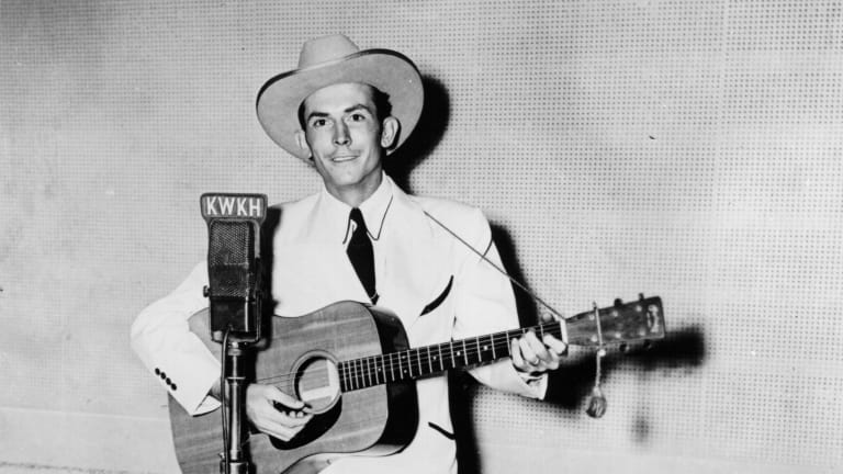 Hank Williams' Daughter Didn't Know That He Was Her Father for Decades