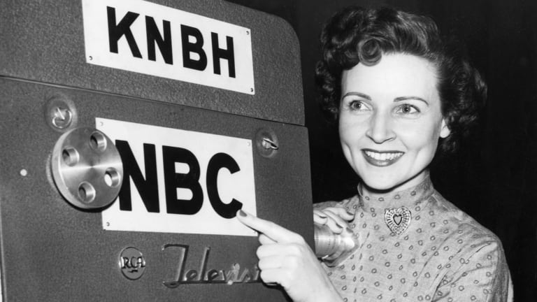 Before 'Golden Girls,' Betty White Was a Game Show Star