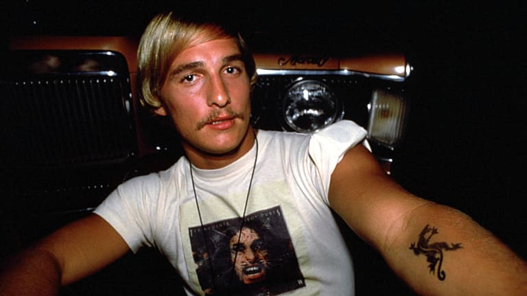 Matthew McConaughey: The Chance Encounter That Led to His Breakout Role in 'Dazed and Confused'