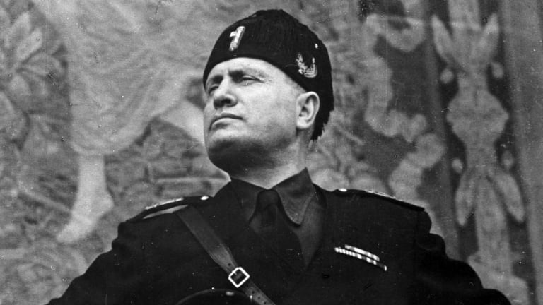 "Mussolini Wrote a Little-Known ""Romance"" Novel"