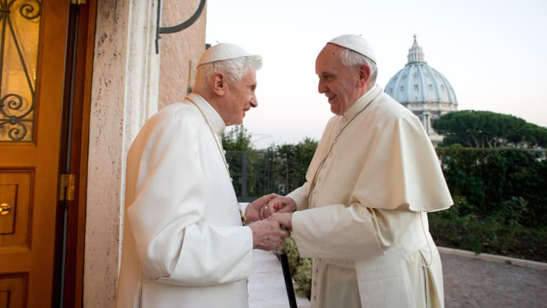 The Contentious Relationship Between Pope Francis and Pope Benedict