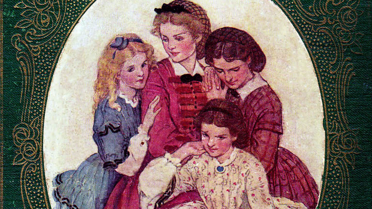 How Louisa May Alcott's Real-Life Family Inspired 'Little Women'