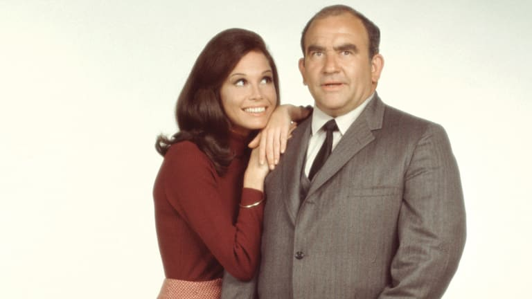 The On and Off Screen Connection Between Ed Asner and Mary Tyler Moore