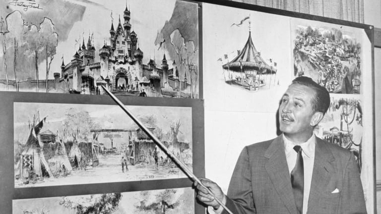 Walt Disney: 7 Things You Didn't Know About the Man and the Magic