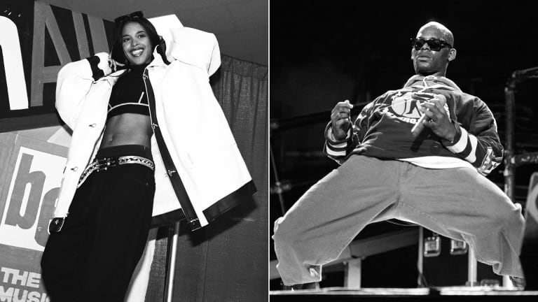 The True Story of Aaliyah and R. Kelly's Relationship