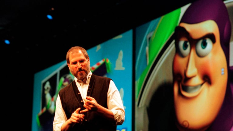 How Steve Jobs Changed the Course of Animation