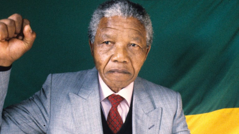 Why Nelson Mandela Was Viewed as a 'Terrorist' by the U.S. Until 2008