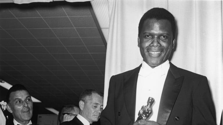 Sidney Poitier and 9 Other Black Actors and Actresses Who've Won Oscars
