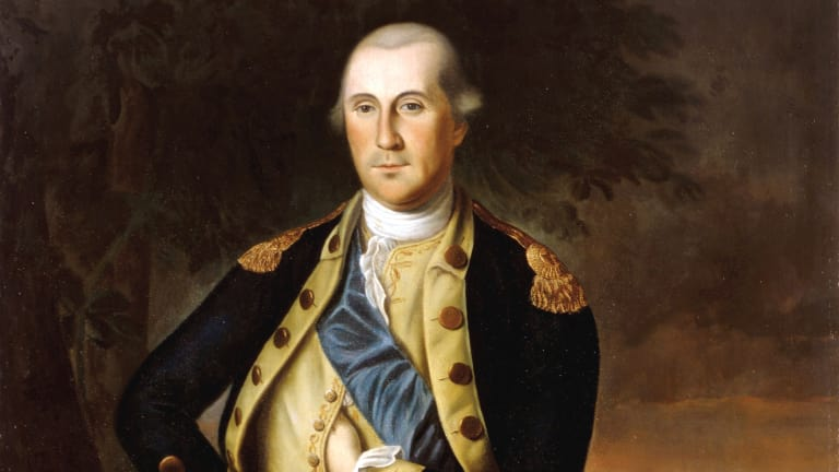 How George Washington's Personal and Physical Characteristics Helped Win the Presidency