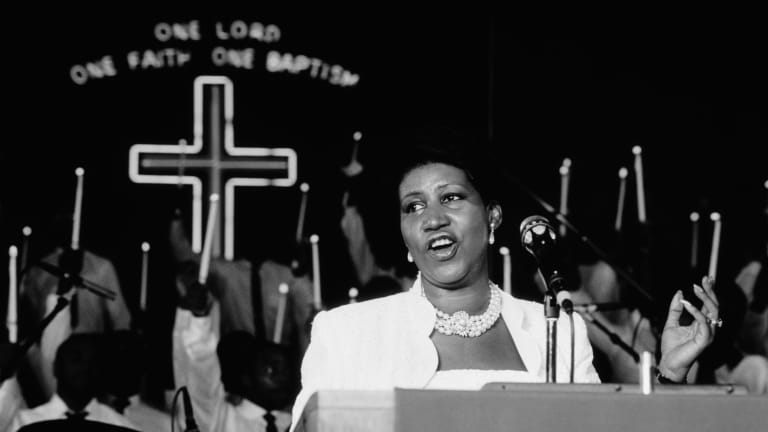 Aretha Franklin and 11 Other Black Singers Who Got Their Start in Church
