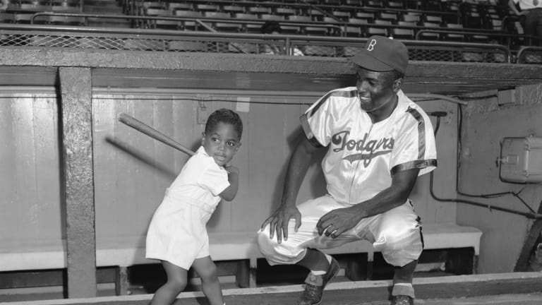 Jackie Robinson Family Album: 9 Photos of the Baseball Player With His Loved Ones