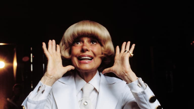 Carol Channing, Broadway's Beloved Dolly and Lorelei, Dies at 97