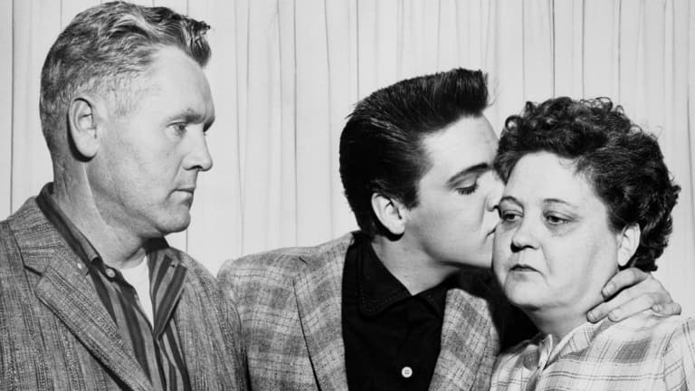Elvis Presley: 10 Timeless Photos of the Singer With His Family