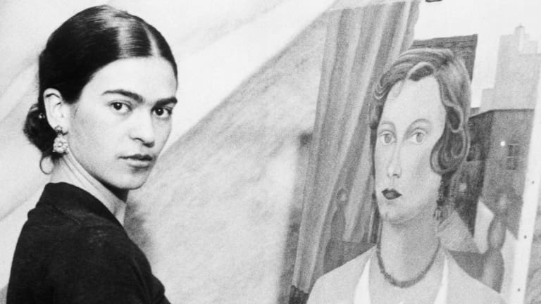How a Horrific Bus Accident Changed Frida Kahlo's Life