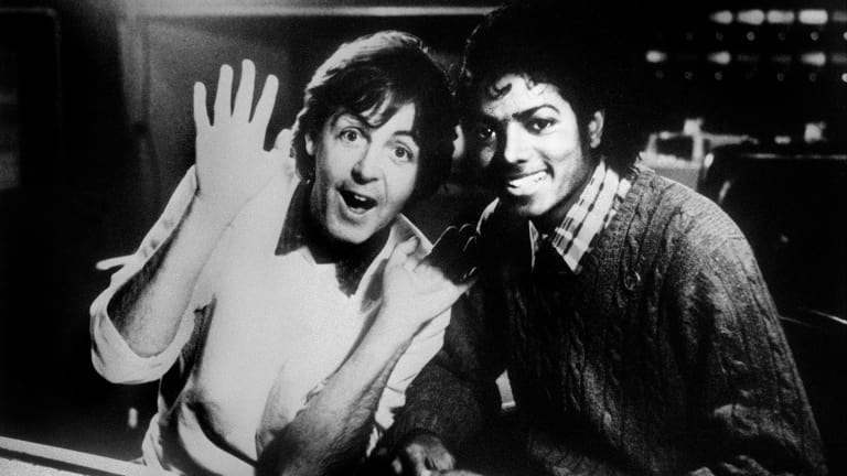 How Michael Jackson Bought the Publishing Rights to the Beatles' Song Catalog at the Advice of Paul McCartney