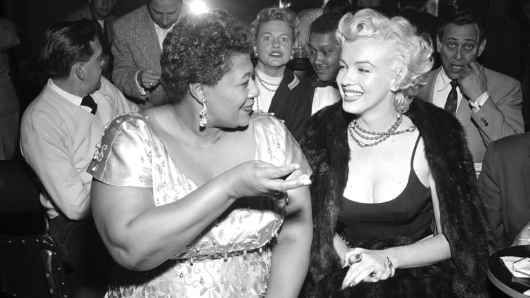 Ella Fitzgerald and Marilyn Monroe: Inside Their Surprising Friendship