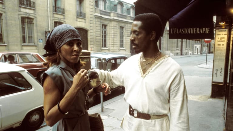 Ike and Tina Turner's Tumultuous Relationship