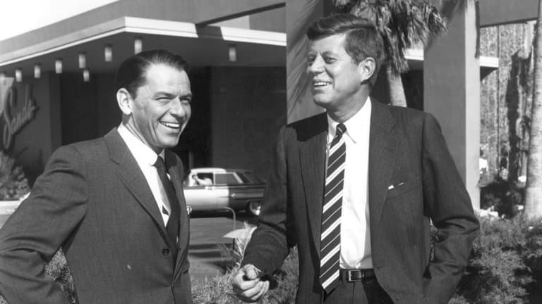 Inside John F. Kennedy and Frank Sinatra's Powerful Friendship